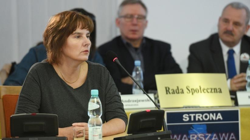 Córka Jolanty Brzeskiej przed komisją: Moja mama dzień przed śmiercią pisała do Gronkiewicz-Waltz