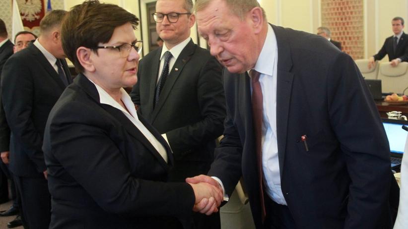 Kim jest córka leśniczego? Szyszko: ma ogromne zasługi dla historii Polski