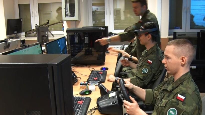 Tak Polacy w cyberprzestrzeni szkolą się do walki w realu [WIDEO]