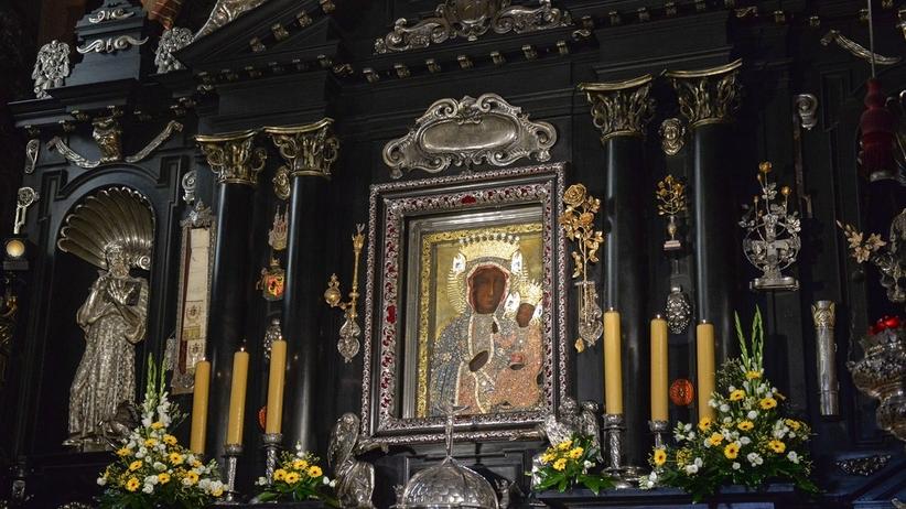 Częstochowa. 56-latek obnażył się przed obrazem Matki Boskiej