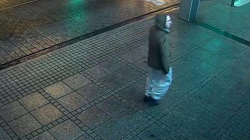 Gwałciciel na wolności. Policja publikuje wizerunek i prosi o pomoc [WIDEO]