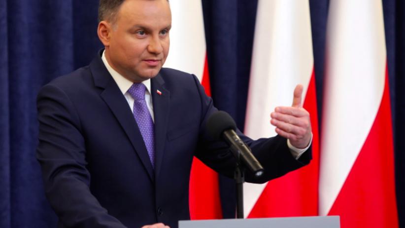 Czy Polacy sami zdecydują o przyjęciu uchodźców do Polski? Prezydent zabrał głos