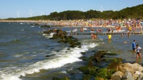 Nie żyje 14-latek wyciągnięty z morza. Poszukiwania rodzeństwa przerwano