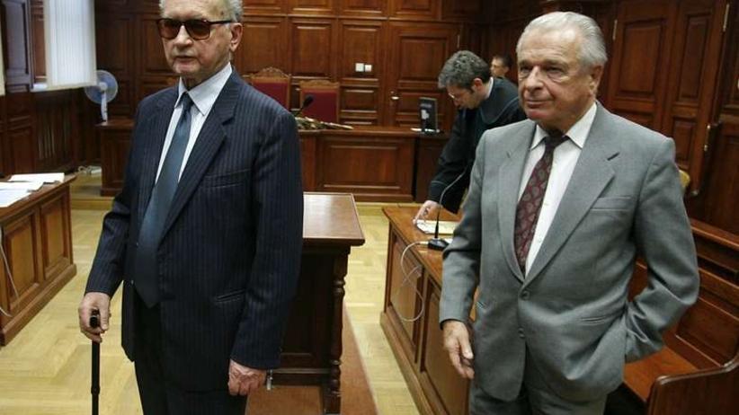 Jaruzelski i Kiszczak