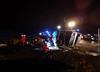 Dolnośląskie. Wypadek autobusu pod Suchą Górą. Jedna osoba nie żyje