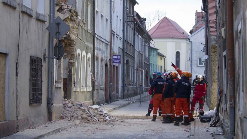 Katastrofa budowlana w Mirsku. Koniec akcji ratunkowej