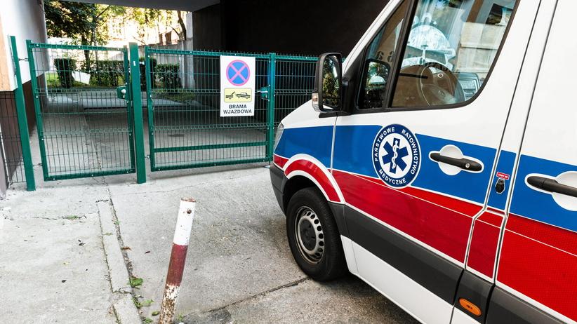 Dolny Śląsk: Ściana przygniotła 7-letniego chłopca