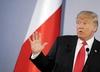 Donald Trump przyjedzie do Polski? Jego obecność miałaby uświetnić ważne wydarzenie