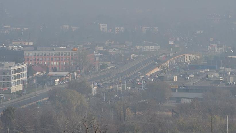 Smog w Polsce jest coraz większym problemem