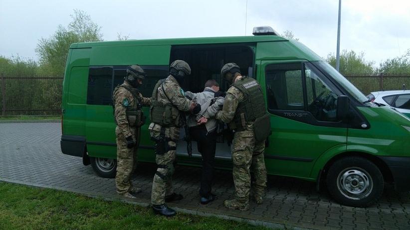 Dorohusk: Na granicy zatrzymano Austriaka, który zabijał w Donbasie