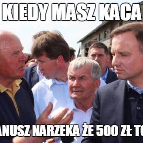 Druga rocznica wyboru Andrzeja Dudy na prezydenta [MEMY]