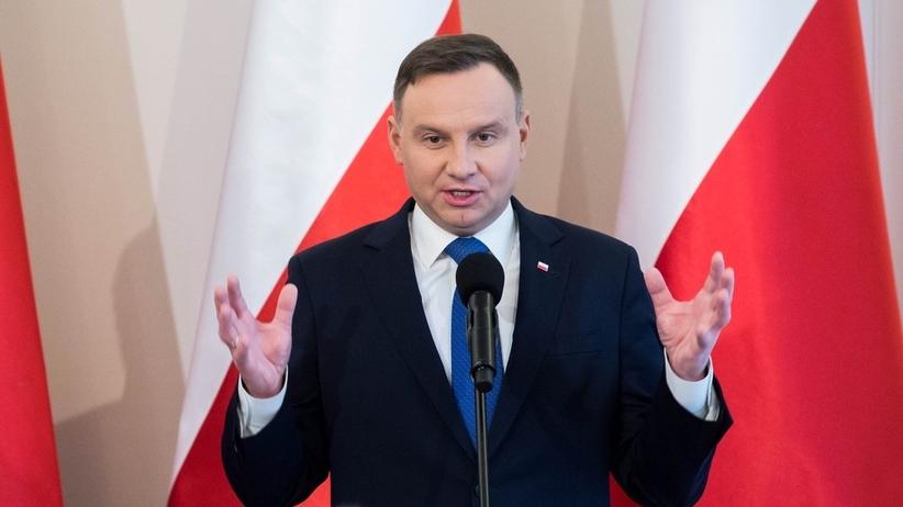 Duda daje Polakom dwie opcje: Albo system prezydencki, albo prezydent dla ozdoby