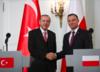 Andrzej Duda: Polska popiera starania Turcji o wstąpienie do Unii Europejskiej