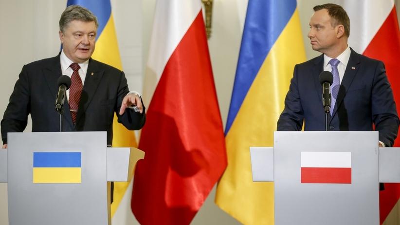 Andrzej Duda rozmawiał z Petro Poroszenką. Co z bezpieczeństwem Polski?