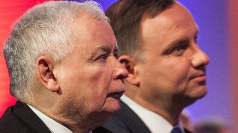 Kluczowe spotkanie Dudy z Kaczyńskim. Porozmawiają o reformie sądownictwa