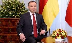 Andrzej Duda komentuje kandydaturę Tuska do RE