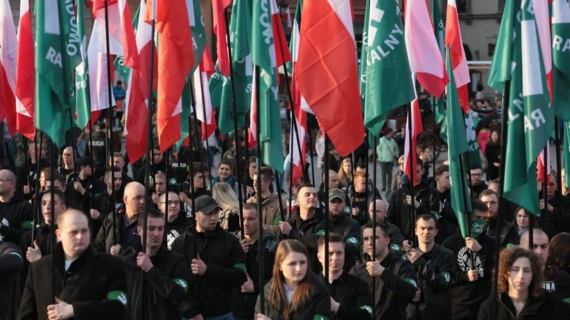Działacz ONR zatrudniony w Polskim Radiu