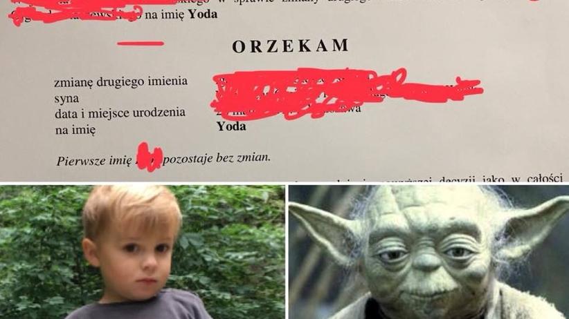 Dziennikarz Wojciech Staszewski nazwał syna Yoda. Internauci nie kryją oburzenia