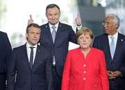 Dziwne zachowanie Andrzeja Dudy na konferencji na szczycie NATO