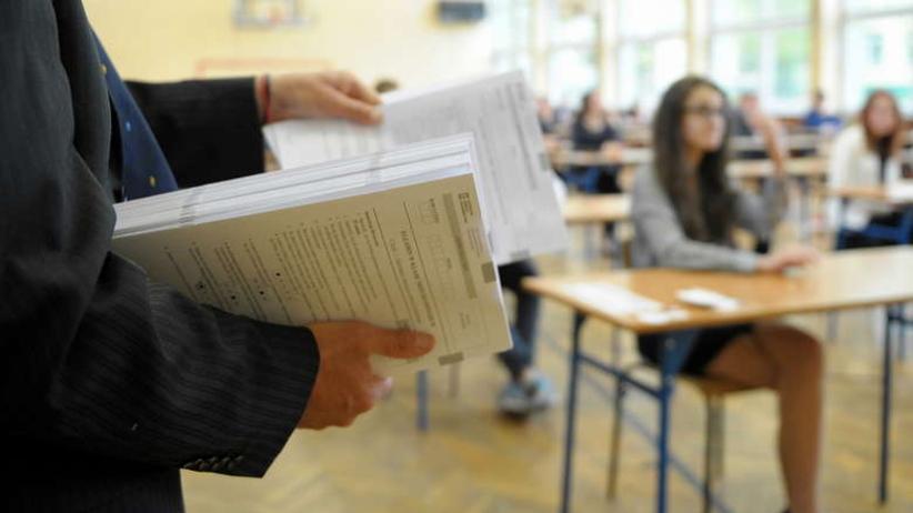 Egzamin gimnazjalny przecieki arkusze