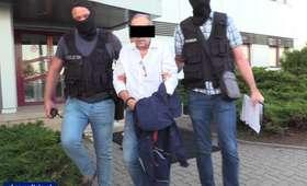 76-latek podejrzany o kierowanie gangiem narkotykowym