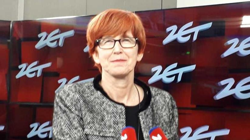 Elżbieta Rafalska w Radiu ZET o nowelizacji ustawy o przemocy domowej: Nie sądzę, żeby projekt budzący takie emocje udało się przeprowadzić...