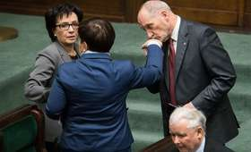 Rewolucja kadrowa w PiS. Jest kandydat na wicemarszałka Sejmu