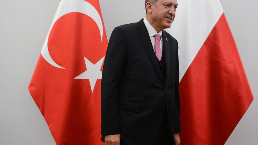 Erdogan w Polsce. Jednak nie spotka się z premier Szydło