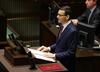 Expose Mateusza Morawieckiego - na żywo prosto z Sejmu