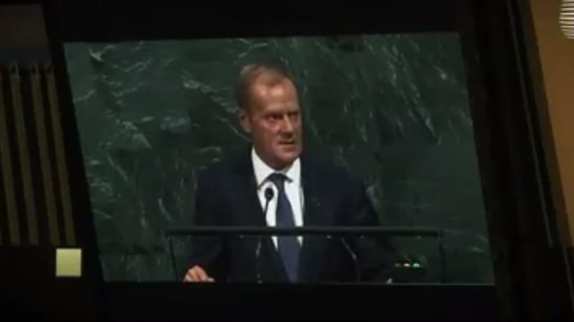 Spot o Tusku niczym zapowiedź hollywoodzkiego hitu [VIDEO]