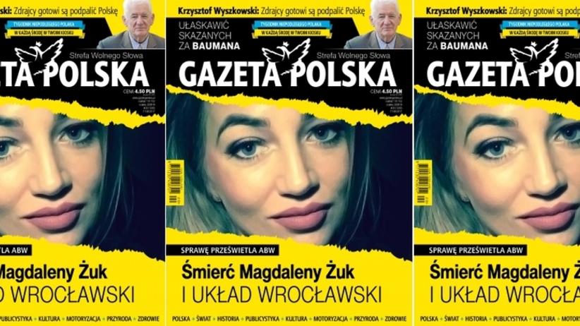 Gazeta Polska połączyła śmierć Magdaleny Żuk z Platformą Obywatelską i Nowoczesną