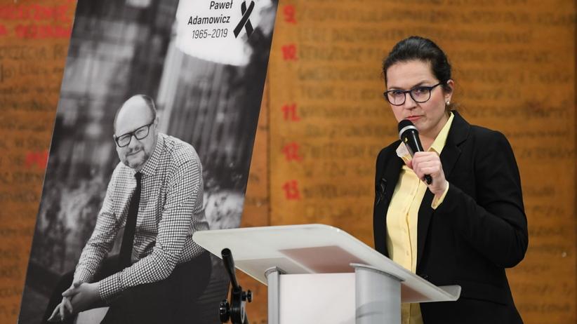 Aleksandra Dulkiewicz do gdańszczan: dziękuję Wam za godną postawę