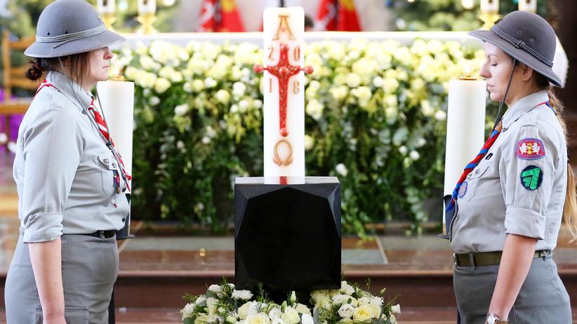 Taca z mszy pogrzebowej prezydenta Adamowicza wesprze rodziny z Aleppo