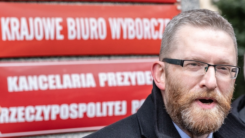Grzegorz Braun uderza w Aleksandrę Dulkiewicz: jej kandydatura jest nielegalna