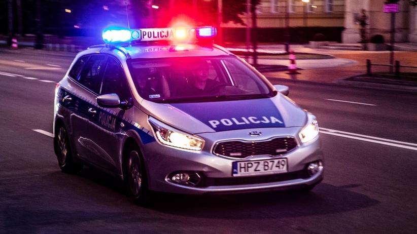 Gdańsk. Mężczyzna potracił policjanta, padły strzały