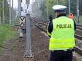 Gdańsk. Nie żyje 53-latek potrącony przez pociąg