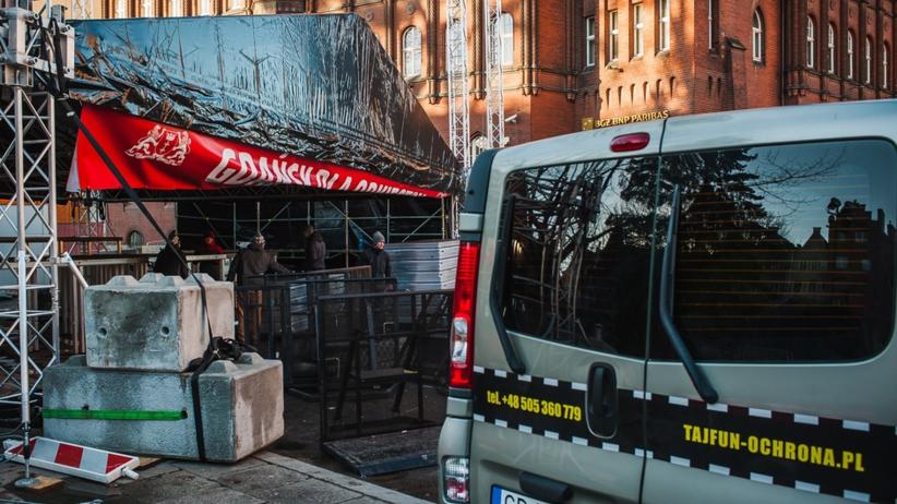 Ochroniarz finału WOŚP w Gdańsku to były policjant. ''Został oskarżony o pobicie oraz groźby karalne''