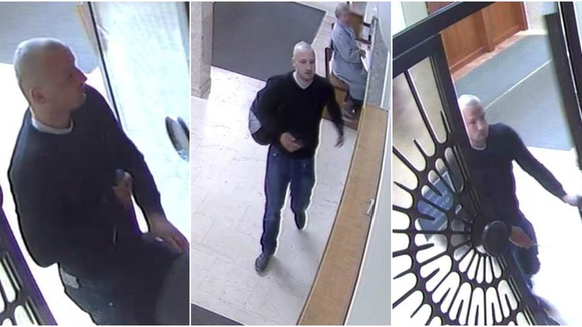 Gdańsk. Policja publikuje zdjęcia oskarżonego o kradzieże w kościołach