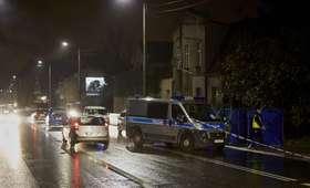 Gdańsk. Policja ściga nożownika, który zabił 30-letniego mężczyznę