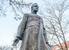 Gdańsk. Pomnik ks. Henryka Jankowskiego został oblany czerwoną farbą