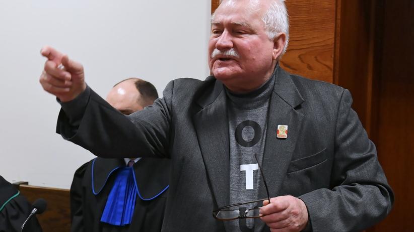 Wałęsa podtrzymuje, że Kaczyński jest chory psychicznie. ''Wnoszę, żeby go naprawdę poddać badaniom''