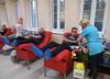 Tłumy oddają krew dla prezydenta Pawła Adamowicza
