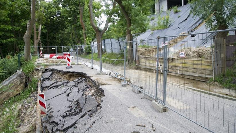 Gdynia: Wiele przyczyn osunięcia się skarpy na dom w Kamiennej Górze [News Radia ZET]