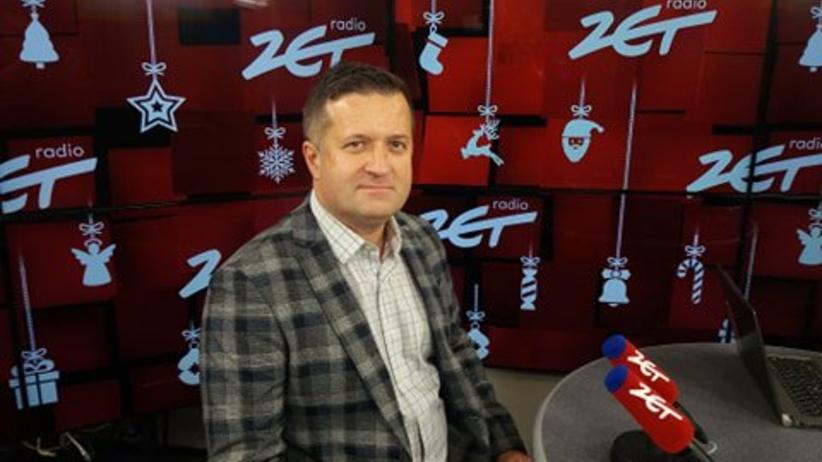 Gen. Jarosław Stróżyk w Gościu Radia ZET