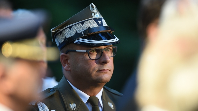 Gen. Kraszewski bez dostępu do tajemnic. SKW nie podała powodów