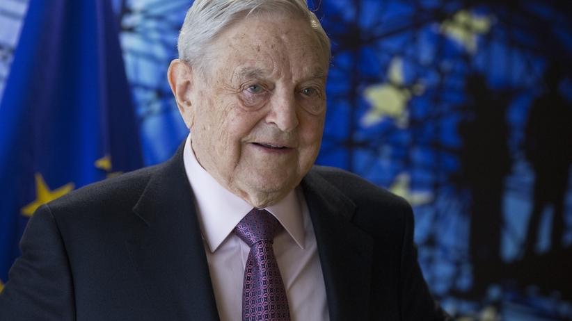 George Soros człowiekiem roku