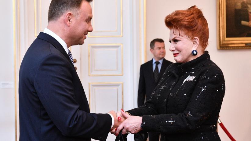 Georgette Mosbacher oficjalnie objęła stanowisko ambasadora USA w Polsce