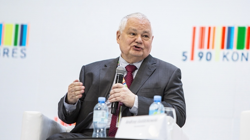 Prezes NBP potwierdza: byłem na spotkaniu z Czarneckim i Chrzanowskim