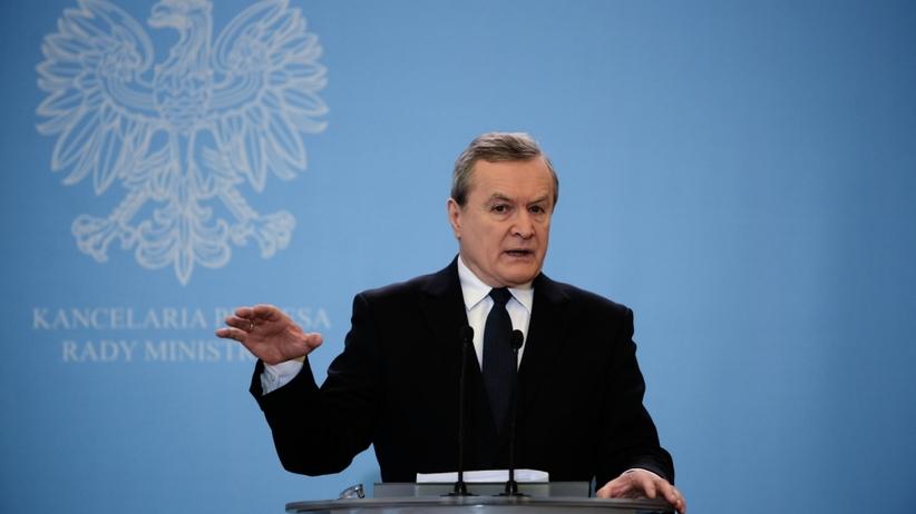 Gliński ostro kpi z Tuska: Mam tyle zajęć, że nie zajmuję się losami urzędnika europejskiego, który zrezygnował z funkcji polskiego premiera