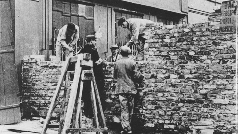 Gliński zapowiada kolejne muzeum poświęcone polskim Żydom. Powstanie Muzeum Getta Warszawskiego
